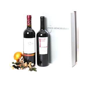 Luis F Edwards Gran Reserva Sel de Familia + Epico | Vino Delivery - Whatsapp: 980-660044