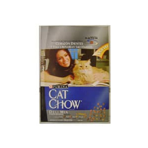 Purina cat chow caja 500gr - Cod:ABS09