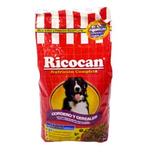Ricocan Carne y cerealesx 1kg - Cod:ABS13