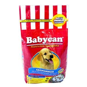 Babycan Premiun cachorros x 1 kg - Cod:ABS14