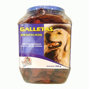Galletas (denticion) 750gr - Cod:ABS19