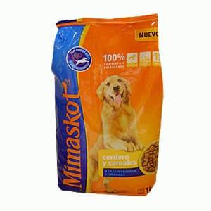 Mimaskot cordero cereales x 1k | Alimento para Mascotas - Cod:ABS20