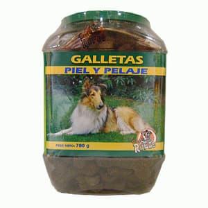 Galletas( piel pelaje) 780 gr. - Cod:ABS22