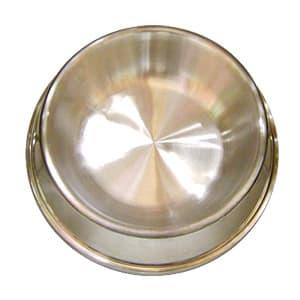 Plato aluminio mediano | Plato para Mascotas - Cod:ABS25