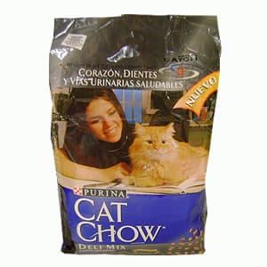 Purina cat chow bolsa 1kl.1/2 - Cod:ABS31