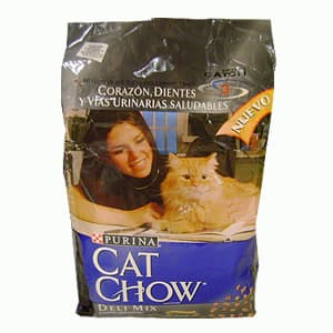 Purina cat chow bolsa 1kl.1/2 | Comida para Mascotas - Cod:ABS31
