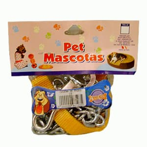 Correa pet mascotas 3 mt - Cod:ABS32