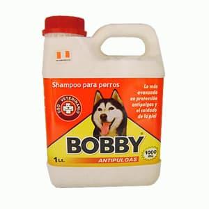 Shampu p/perros 1lt.Bobby - Cod:ABS34