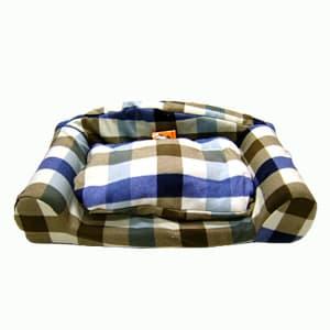 Cama sillon espuma c/polar - Cod:ABS45