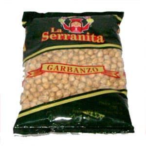 Garbanzo La Serranita de 500gr - Cod:ABT10