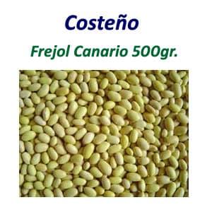 Frejol Canario Costeño x 500gr | Frejol - Cod:ABT11