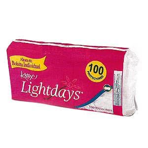 Kotex Lightdays xcja 120unidades - Cod:ABV16