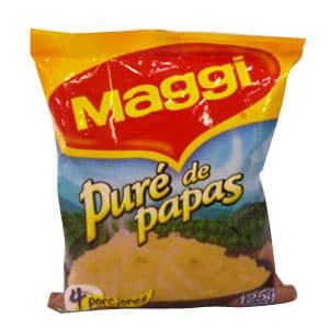 Pure de papas Menú de 125 g | Pure de Papas - Cod:ABW04