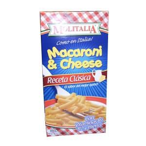 Grameco.com - Macaroni and Chesse molitalia x 180 gr - Codigo:ABW06 - Detalles: Macaroni and Chesse molitalia x 180 gr  - - Para mayores informes llamenos al Telf: 225-5120 o 476-0753.