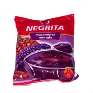 Mazamorra Morada Negrita x200grs - Whatsapp: 980-660044
