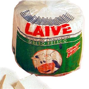Queso Fresco Laive x 100grs. - Cod:ABY02