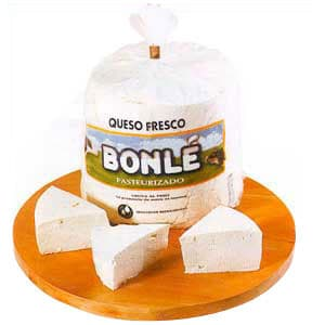 Delivery de Quesos en Lima | Queso Fresco Bonlé Light x 140grs. - Cod:ABY03