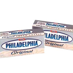 Queso Crema Filadelfia Caja x 227grs. - Cod:ABY09