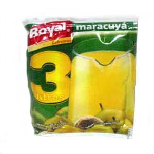Maracuya Royal 15 grs | Refresco de Maracuya - Cod:ABZ04