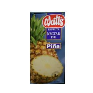 Watts Néctar de Piña x 1lt **Watts** - Cod:ABZ12