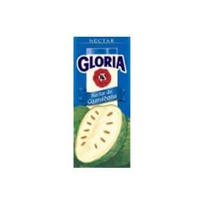 Gloria Néctar de Guanabana x 1lt **Gloria** - Cod:ABZ17