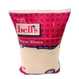 Grameco.com - Azucar Blanca Bells 1kg - Codigo:ACD10 - Detalles: Azucar Blanca Bells 1kg  - - Para mayores informes llamenos al Telf: 225-5120 o 476-0753.