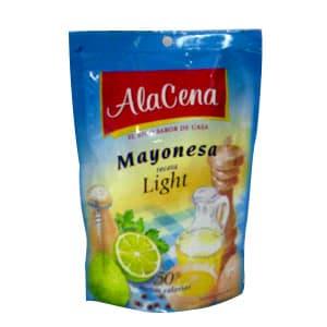 Mayonesa Alacena Light de 100cc - Cod:ACE04