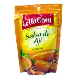 Salsa de Aji | Alacena salsa de Aji de 100 cc - Cod:ACE07