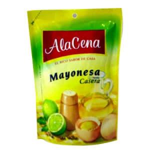 Mayonesa Alacena | Mayonesa Alacena Casera de 100 CC - Cod:ACE08