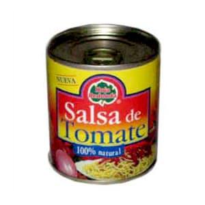 Salsa de Tomate - Hoja Redonda x 230 grs. - Cod:ACE11