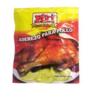 Aderezo para Pollo Piki 100 grs - Cod:ACE12