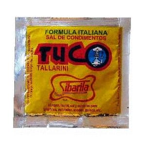 Tuco Tallarin Sibarita Aderezo - Cod:ACE14