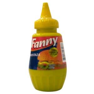 Mostaza Delivery | Mostaza Fanny 220 grs - Cod:ACE15