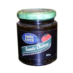 Tomate Chutney x300gr | Tomate Salsa - Cod:ACE33
