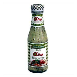Salsa casera para ensalada El Olivar- Finas Hierbas x 200 grs.5.7 | Salsa Finas Hierbas - Cod:ACE35