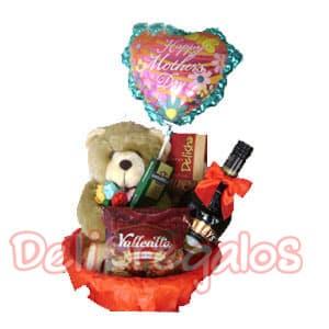 Canasta de regalo para Mama - Codigo:ACI14 - Whatsapp: 980-660044.