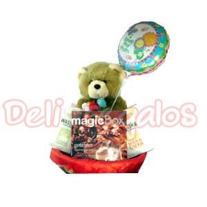 Canasta de regalo para Abuelita - Cod:ACI16