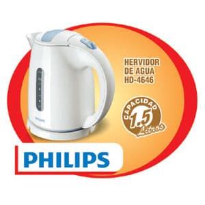 HERVIDOR DE AGUA PHILIPS - HD-4646 - Cod:ACL10
