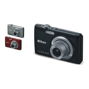 Grameco.com - Camara Digital Nikon - Coolpix S-2500 - Codigo:ACN06 - Detalles: Resolucion de 12 megapixeles-Zoom optico 4X-Lente 27-108mm-Pantalla LCD 2.7-Utiliza tarjeta SD-Macro a 8cm-Selector de escenas automatico-Grabador de video y audio-Bateria recargable-Garentia 12 meses  - - Para mayores informes llamenos al Telf: 225-5120 o 476-0753.