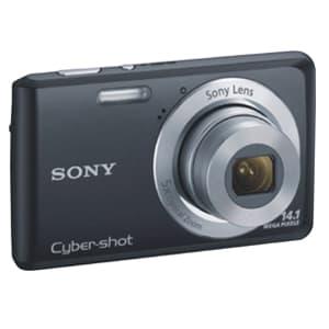 Grameco.com - C�mara Digital Sony -DSC-W520/B - Codigo:ACN08 - Detalles: RESOLUCION 14 MEGAPIXELES-Zoom optico 5X-Pantalla LCD 2.7-Usa bateria recargable-SMILE SHUTTER-SWEEP PANORAMA-Garantia 12 meses  - - Para mayores informes llamenos al Telf: 225-5120 o 476-0753.