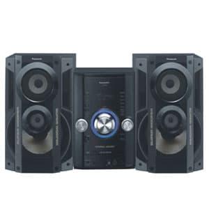 Microcomponete Panasonic-SC-AKX52PH-K - Cod:ACU07