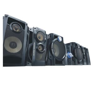 Minicomponente Panasonic-SC-AKX92PH-K - Cod:ACU16