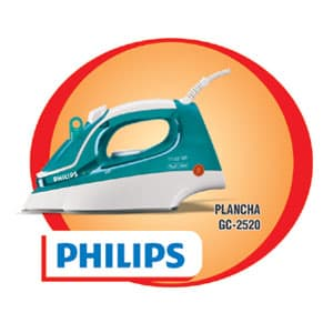 PLANCHA PHILIPS - GC-2520 - Cod:ADD06