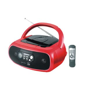 Radio Cd/Mp3/Usb Miray - RMU-41C - Cod:ADE01