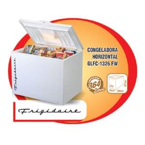 CONGELADORA FRIGIDAIRE - GLFC-1326FW | Refrigeradoras Peru - Cod:ADF09