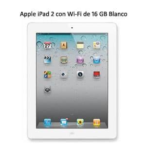 Grameco.com - Apple iPad 2 con Wi-Fi de 16 GB Blanco - Codigo:ADG06 - Detalles: