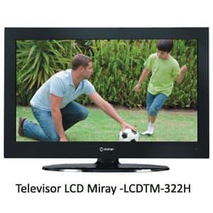Televisor LCD Miray -LCDTM-322H | Televisores Peru - Cod:ADJ03