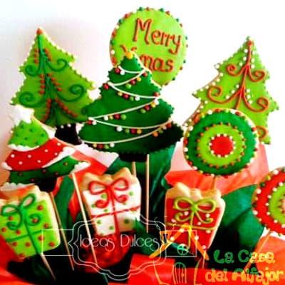 Alfajores de Navidad - Whatsapp: 980-660044