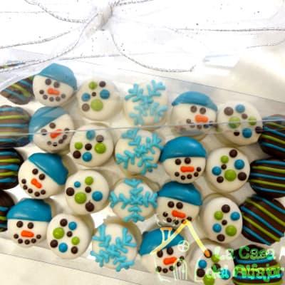 Alfajores para Navidad Empresas - Cod:AFN11