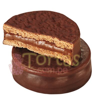 Alfajores a base de Chocolate - Whatsapp: 980-660044